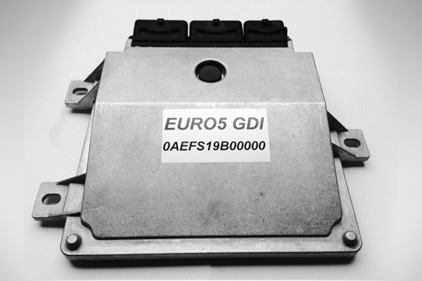 EFI Technology ECU Euro5 Gasoline Direct Injection engine management