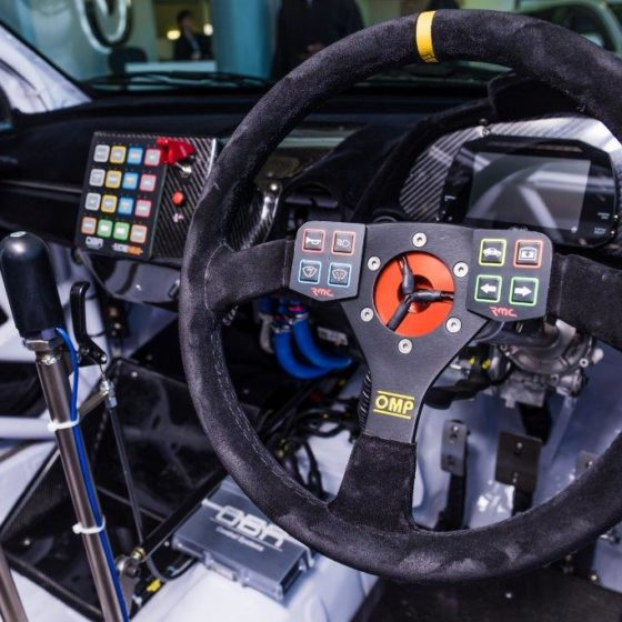OBR Custom Membrane panel, OBR PCM2 PDM PDU, OBR Analog Switches, AIM MXS, EFI Technology Euro5 ECU, FIA R3 Rally Car.