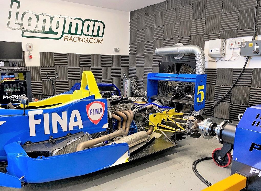 Mainline Hub Dyno Dallara F3